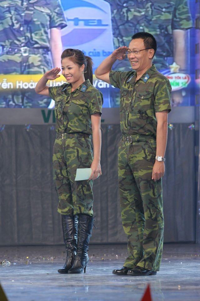 Hình ảnh MC Lại Văn Sâm và Hoàng Linh ở 'Chúng tôi là chiến sĩ' 13 năm trước - ảnh 9