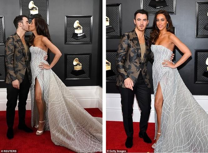 Chiêm ngưỡng những bộ cánh đẹp nhất trên thảm đỏ Grammy 2020 - ảnh 9