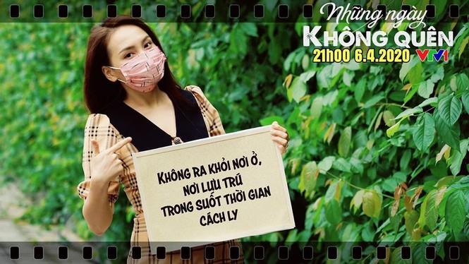 Sao Việt cách ly ngày 2: Vũ Khắc Tiệp 'than' tiếc nuối, Lệ Quyên làm thơ - ảnh 6