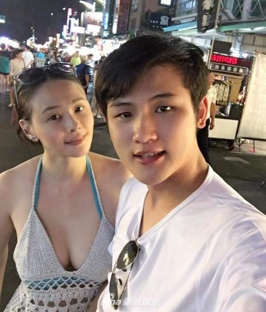 Sao xứ Đài cảm ơn chồng kém 15 tuổi luôn bên cạnh khi điều trị ung thư - ảnh 3