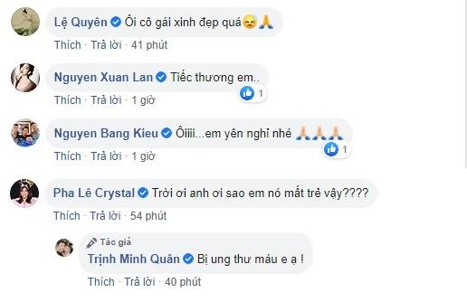 Đồng nghiệp VTV và loạt nghệ sĩ bàng hoàng trước tin MC Diệu Linh qua đời - ảnh 3