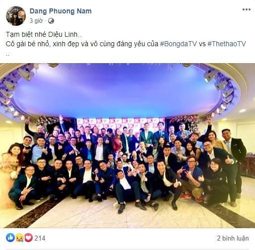 Đồng nghiệp VTV và loạt nghệ sĩ bàng hoàng trước tin MC Diệu Linh qua đời - ảnh 5
