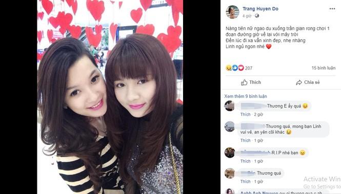Đồng nghiệp VTV và loạt nghệ sĩ bàng hoàng trước tin MC Diệu Linh qua đời - ảnh 8