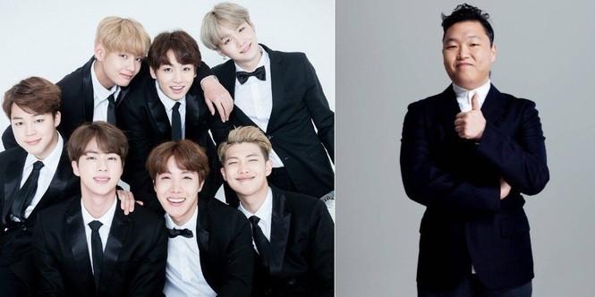 Tổng thống Hàn Quốc và loạt sao chúc mừng BTS đạt thành tích 'khủng' - ảnh 4