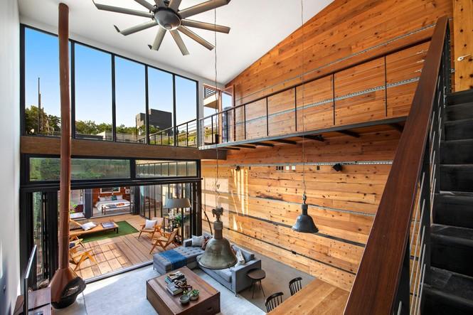Choáng ngợp không gian bên trong ngôi nhà cải tạo từ garage có giá gần 3,4 triệu USD - ảnh 3