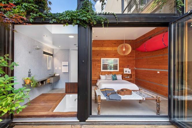 Choáng ngợp không gian bên trong ngôi nhà cải tạo từ garage có giá gần 3,4 triệu USD - ảnh 5