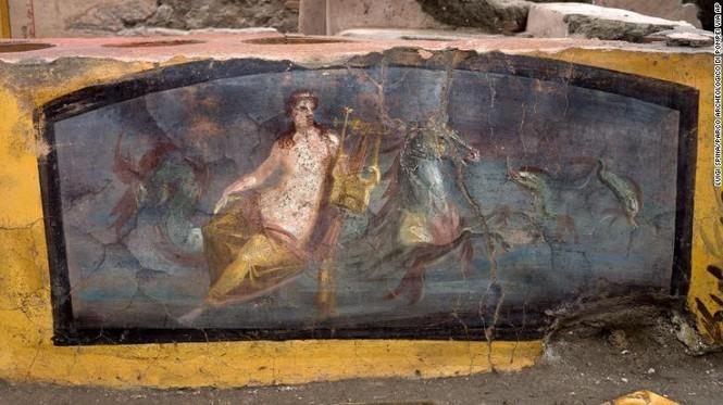 Tìm thấy quầy phục vụ đồ ăn nhanh có niên đại 2.000 năm  - ảnh 2
