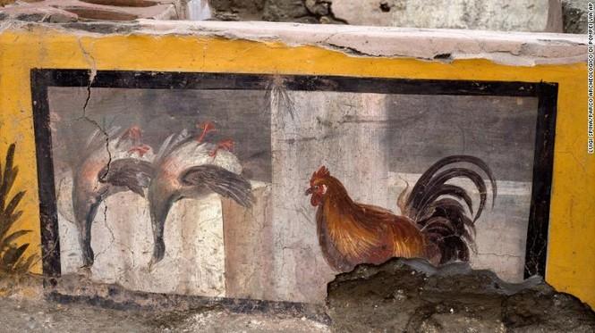 Tìm thấy quầy phục vụ đồ ăn nhanh có niên đại 2.000 năm  - ảnh 3