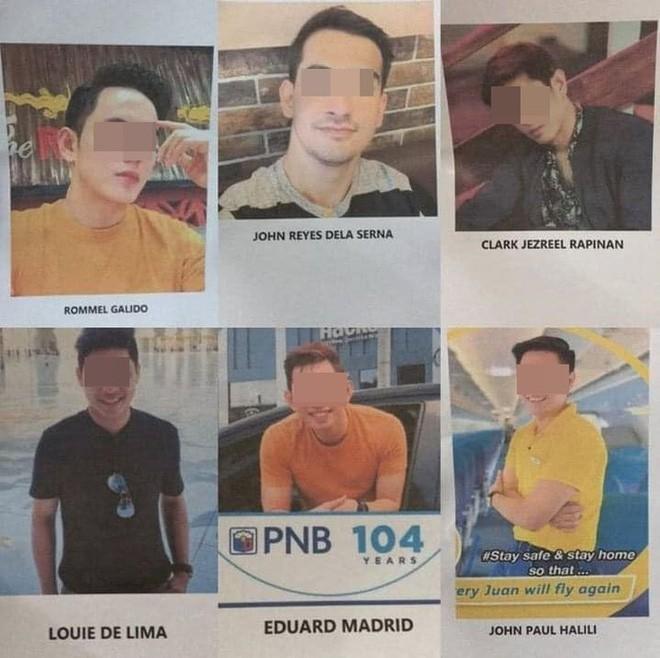 Chân dung 11 nghi phạm vụ á hậu Philippines bị hiếp dâm tập thể đến chết - ảnh 5