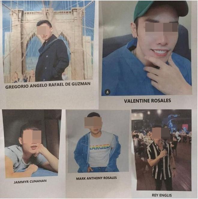 Chân dung 11 nghi phạm vụ á hậu Philippines bị hiếp dâm tập thể đến chết - ảnh 4