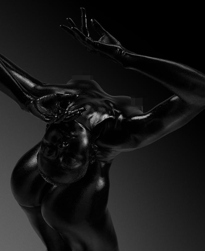 Những bức ảnh khỏa thân đen – trắng đẹp nhất năm 2020 - ảnh 2