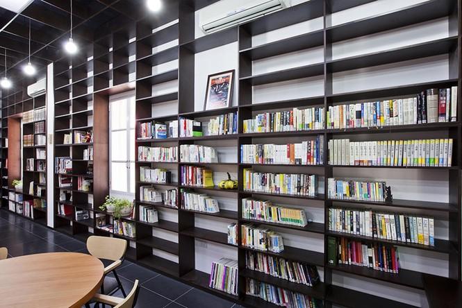 Khám phá những thư viện đọc sách miễn phí dành cho giới trẻ Hà thành - ảnh 7