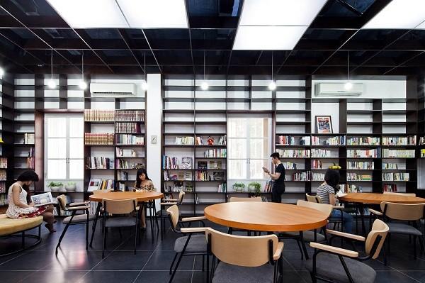 Khám phá những thư viện đọc sách miễn phí dành cho giới trẻ Hà thành - ảnh 8