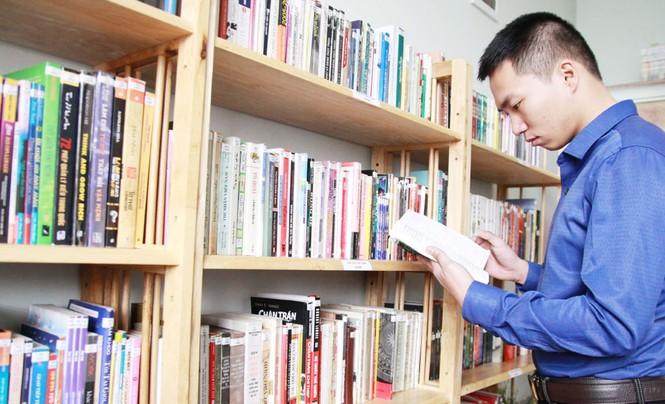 Khám phá những thư viện đọc sách miễn phí dành cho giới trẻ Hà thành - ảnh 11