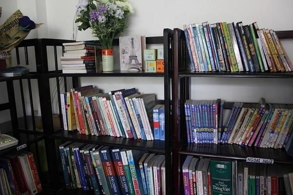 Khám phá những thư viện đọc sách miễn phí dành cho giới trẻ Hà thành - ảnh 12