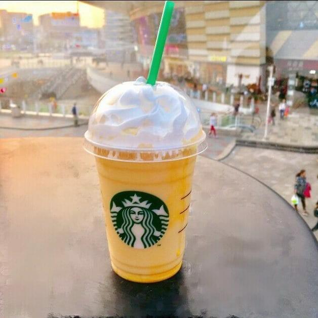 """Mango Mango - Thức uống xoài mới của Starbucks không còn bị chê là """"nhạt thếch"""" - ảnh 2"""