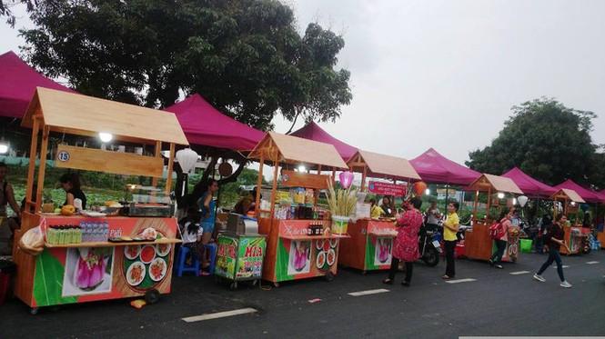 Khám phá 15 gian hàng ẩm thực tại phố đi bộ mới của Hà Nội - ảnh 7