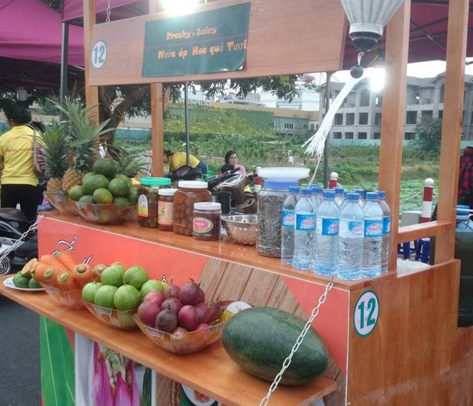 Khám phá 15 gian hàng ẩm thực tại phố đi bộ mới của Hà Nội - ảnh 8