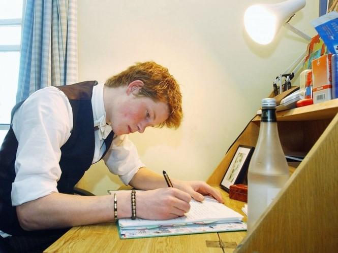 Ngôi trường Hoàng tử Harry từng theo học sang chảnh và quý tộc như thế nào - ảnh 1