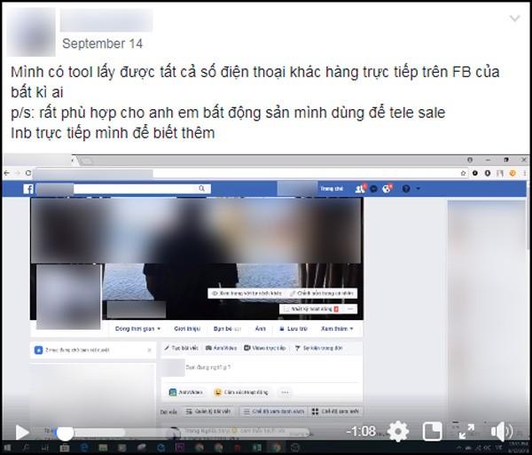 Website có thể tìm số điện thoại từ bất kỳ Facebook nào, kể cả đã ẩn thông tin - ảnh 3