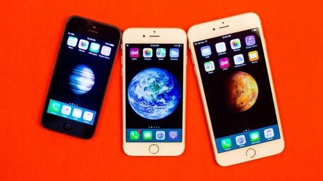 Nhìn lại chặng đường của Apple với 21 chiếc iPhone từng được trình làng hơn 10 năm qua - ảnh 23