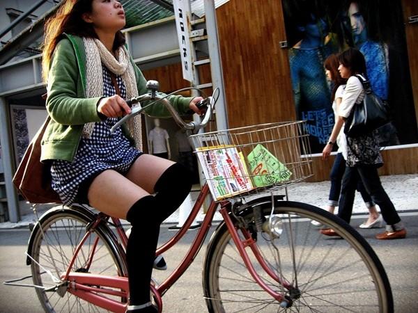 Nếu thích đạp xe đi khắp nơi, thì hẳn là bạn thích phiêu lưu, khám phá.