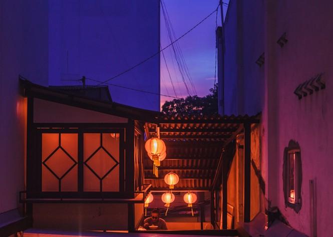 """Những góc phố """"ngoại quốc"""" giữa lòng Sài Gòn - ảnh 2"""