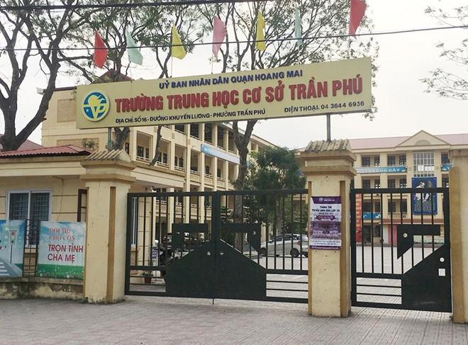 Bộ GD&ĐT chỉ đạo khẩn vụ thầy giáo bị tố dâm ô nhiều nam sinh ở Hà Nội - ảnh 1