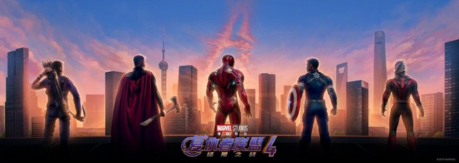 """Cả vũ trụ điện ảnh Marvel thu bé lại bằng 8 phút cuối cùng của """"Avengers: Endgame"""" - ảnh 2"""