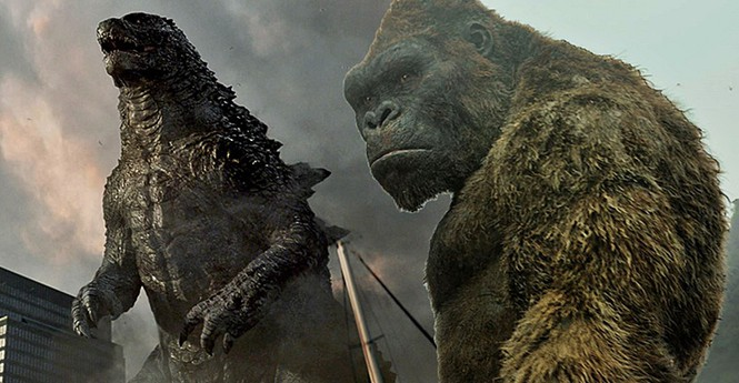 Chờ đợi gì ở cuộc đấu giữa Godzilla và Kong trong vũ trụ điện ảnh quái vật? - ảnh 2