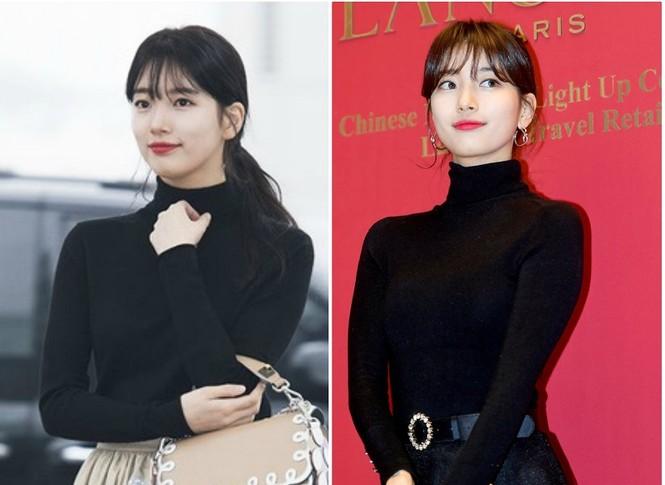 Không thể tin được, Suzy của năm 2017 và 2020 chẳng có chút khác biệt nào - ảnh 4