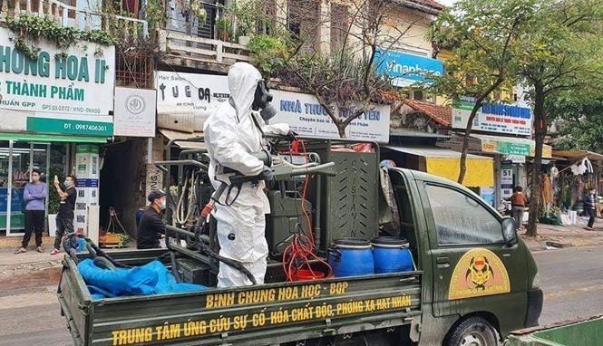 Việt Nam có thêm 8 ca nhiễm mới Covid-19 - ảnh 1