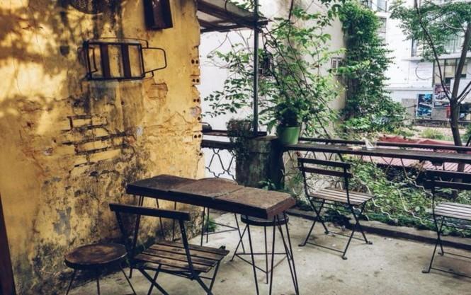 Những quán cà phê hoài niệm Hà Nội một thời