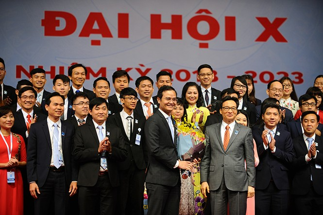 Anh Bùi Quang Huy được hiệp thương giữ chức Chủ tịch T.Ư Hội Sinh viên Việt Nam khoá X