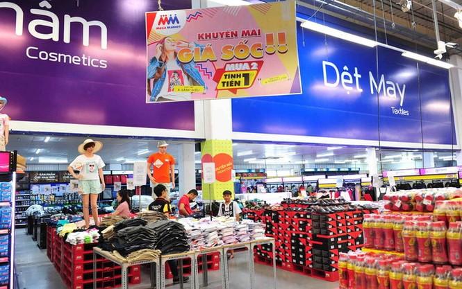 MM Mega Market tung khuyến mãi lớn mùa tựu trường 2019