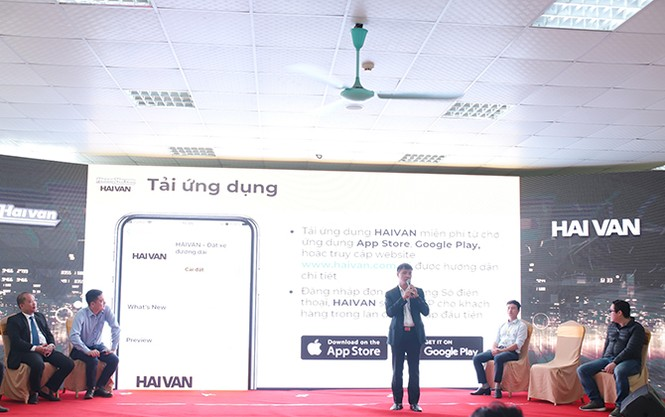 Ứng dụng công nghệ vận tải hiện đại nhất Việt Namtrên tuyến xe khách Hà Nội-Lào Cai-Sapa
