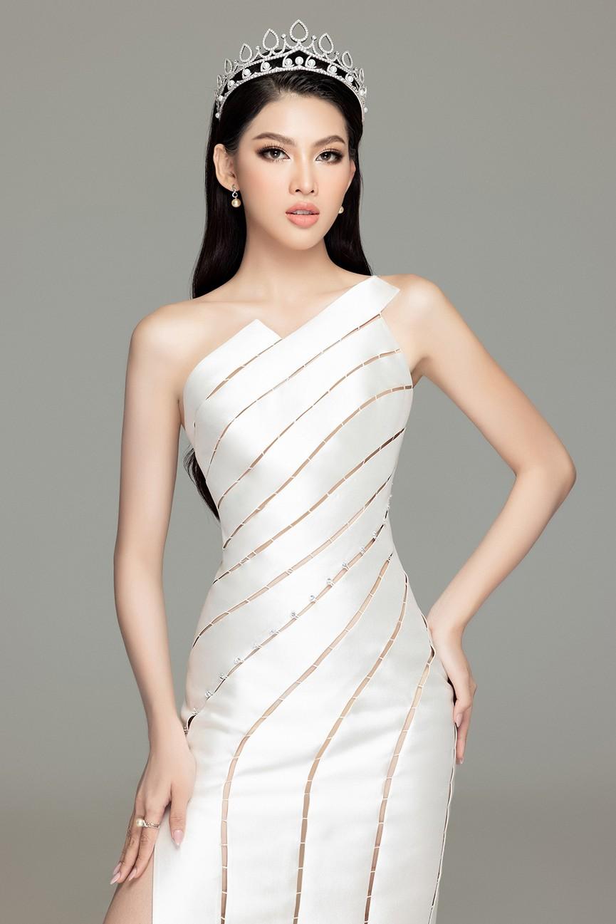 Nhan sắc ngày càng 'thăng hạng' của Top 3 Hoa hậu Việt Nam 2020 sau 1 tháng đăng quang - ảnh 13