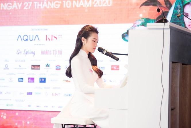 Doãn Hải My: Từ thành tích học tập 'khủng' đến Người đẹp Tài năng HHVN 2020 - ảnh 5