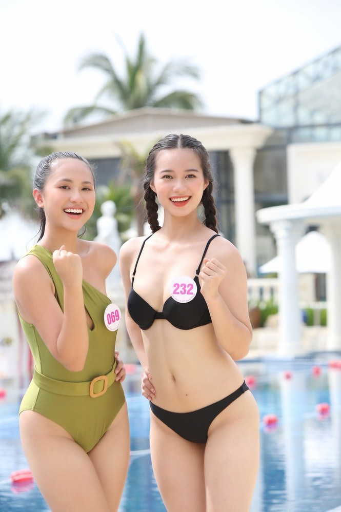 Profile cực ấn tượng của Người đẹp Thể thao Phù Bảo Nghi, từng đạt 10 huy chương bơi lội - ảnh 5