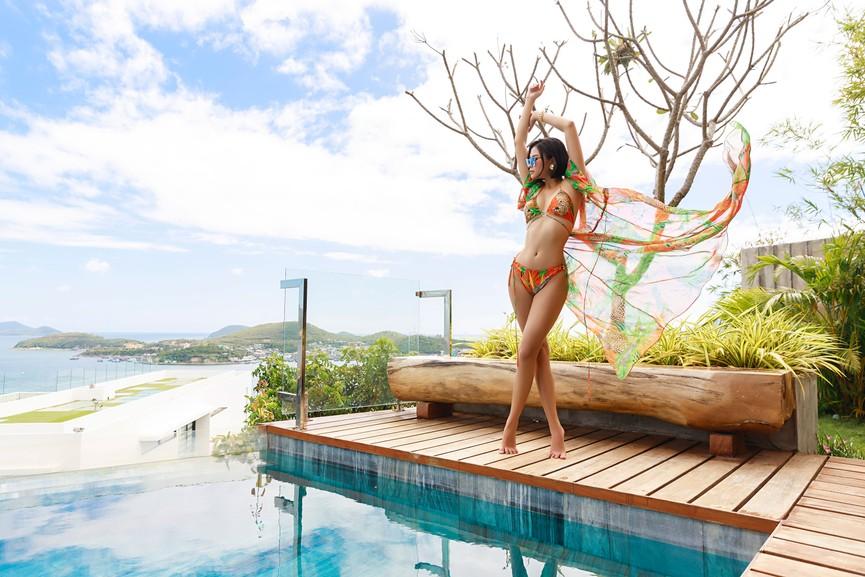 Người đẹp Biển Đào Thị Hà tung ảnh bikini cực nóng bỏng - ảnh 3