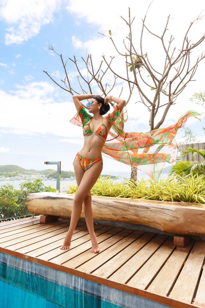 Người đẹp Biển Đào Thị Hà tung ảnh bikini cực nóng bỏng - ảnh 4