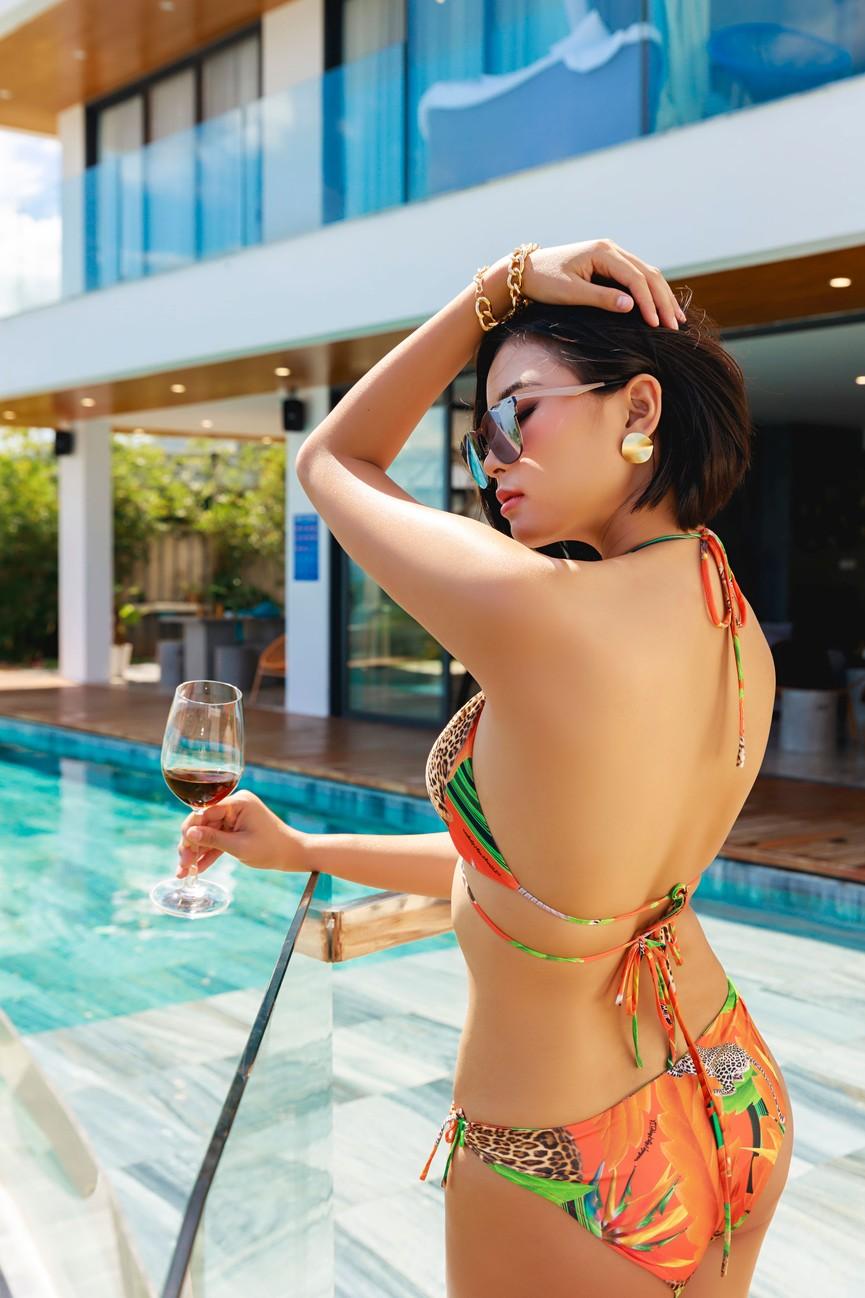 Người đẹp Biển Đào Thị Hà tung ảnh bikini cực nóng bỏng - ảnh 6