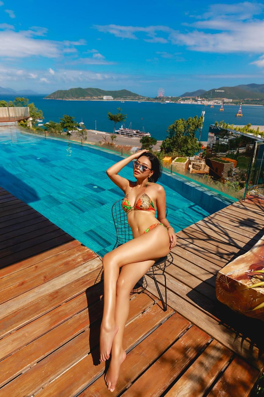 Người đẹp Biển Đào Thị Hà tung ảnh bikini cực nóng bỏng - ảnh 7