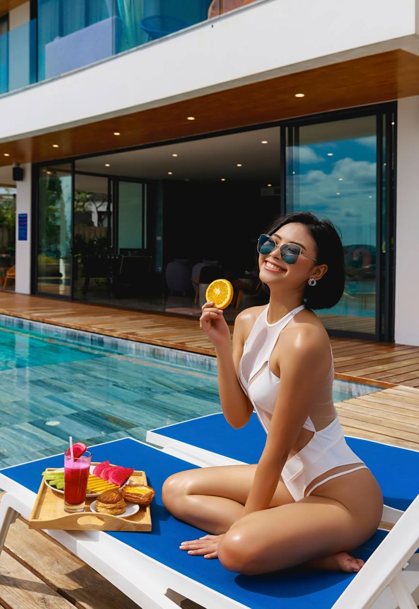 Người đẹp Biển Đào Thị Hà tung ảnh bikini cực nóng bỏng - ảnh 8