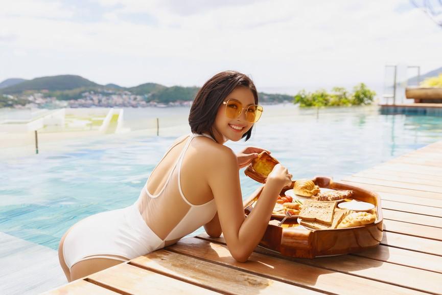 Người đẹp Biển Đào Thị Hà tung ảnh bikini cực nóng bỏng - ảnh 9