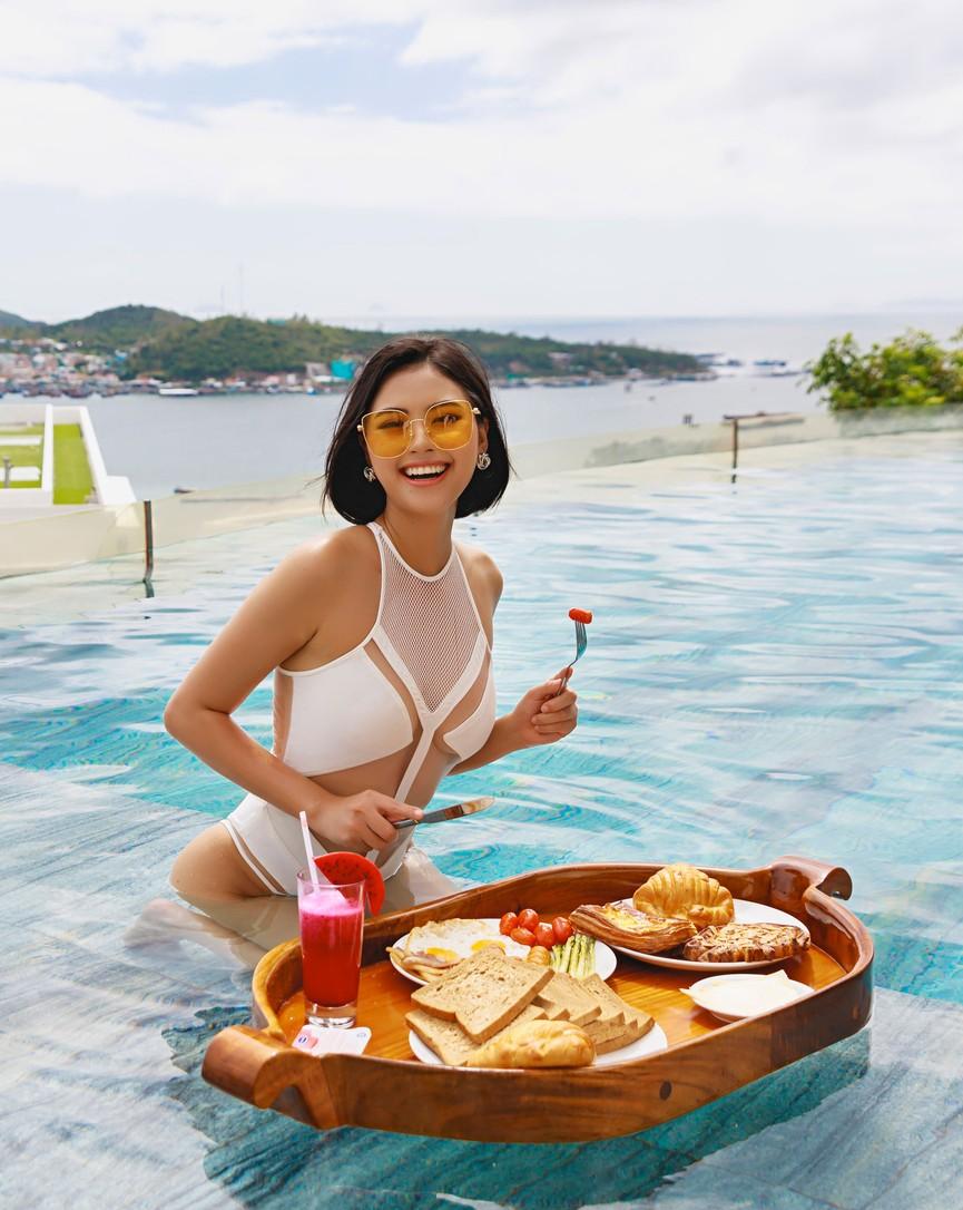 Người đẹp Biển Đào Thị Hà tung ảnh bikini cực nóng bỏng - ảnh 10