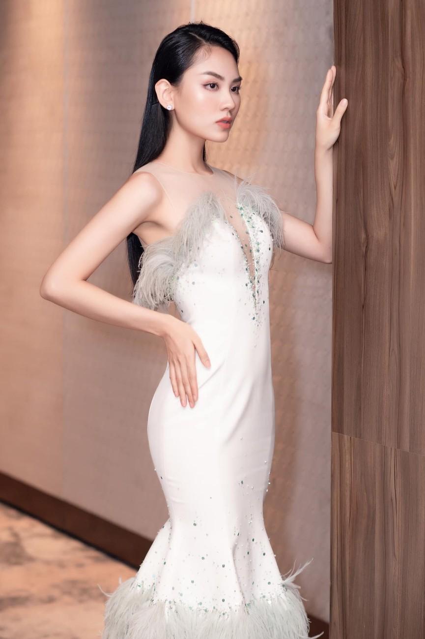 Người đẹp Nhân ái Huỳnh Nguyễn Mai Phương: Khi nhẹ nhàng như sương mai, khi sexy biến hóa - ảnh 11