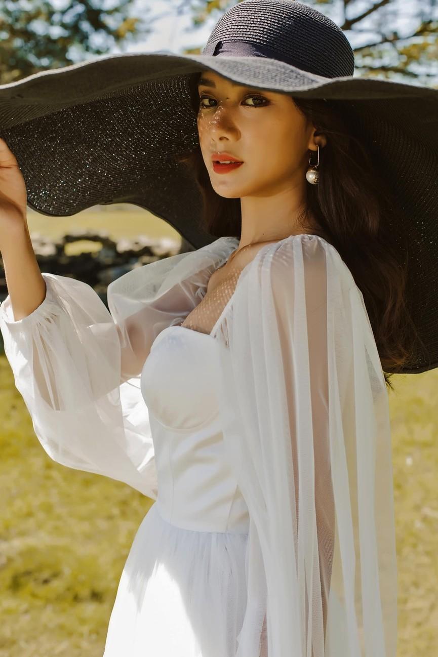 Người đẹp Cẩm Đan kiêu kỳ, Minh Anh xinh đẹp tựa nữ thần - ảnh 4