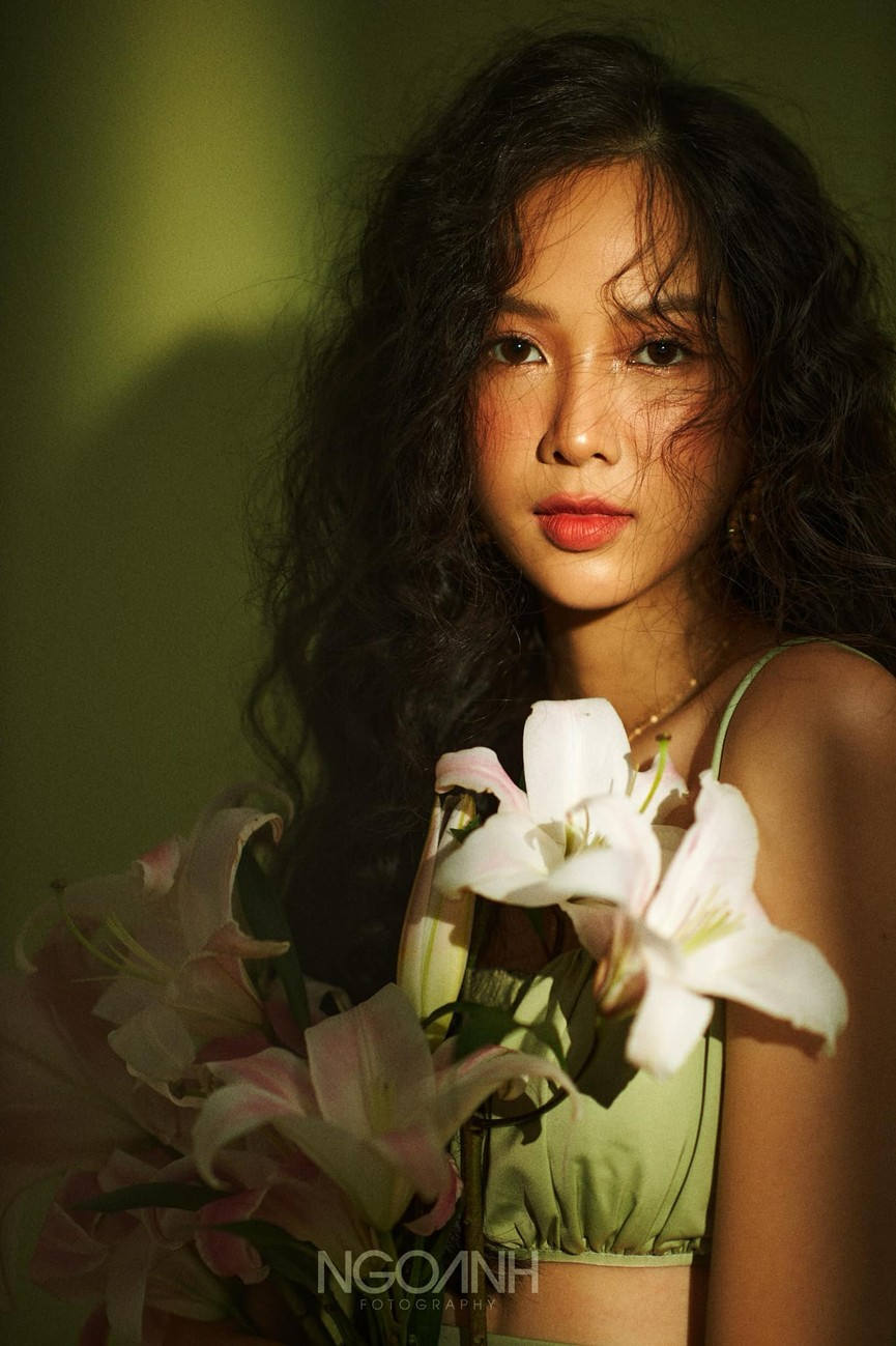 Ảnh cấp 3 cực xinh đẹp của 'Người đẹp có làn da đẹp nhất' Hoa hậu Việt Nam 2020 - ảnh 11