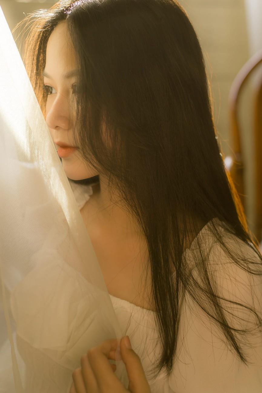 Ảnh cấp 3 cực xinh đẹp của 'Người đẹp có làn da đẹp nhất' Hoa hậu Việt Nam 2020 - ảnh 6